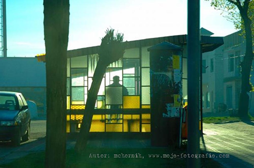 Pierwszy plener fotograficzny – Alex44, Roman K, Mckornik  fot. mckornik-7892-przystanek