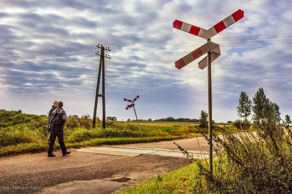 Kaźmierz Linia kolejowa 363 Gorszewice