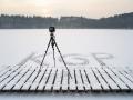 Ostrorog jezioro Mormin