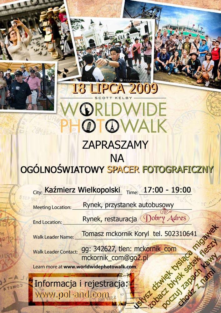 Photowalk Polska Kaźmierz