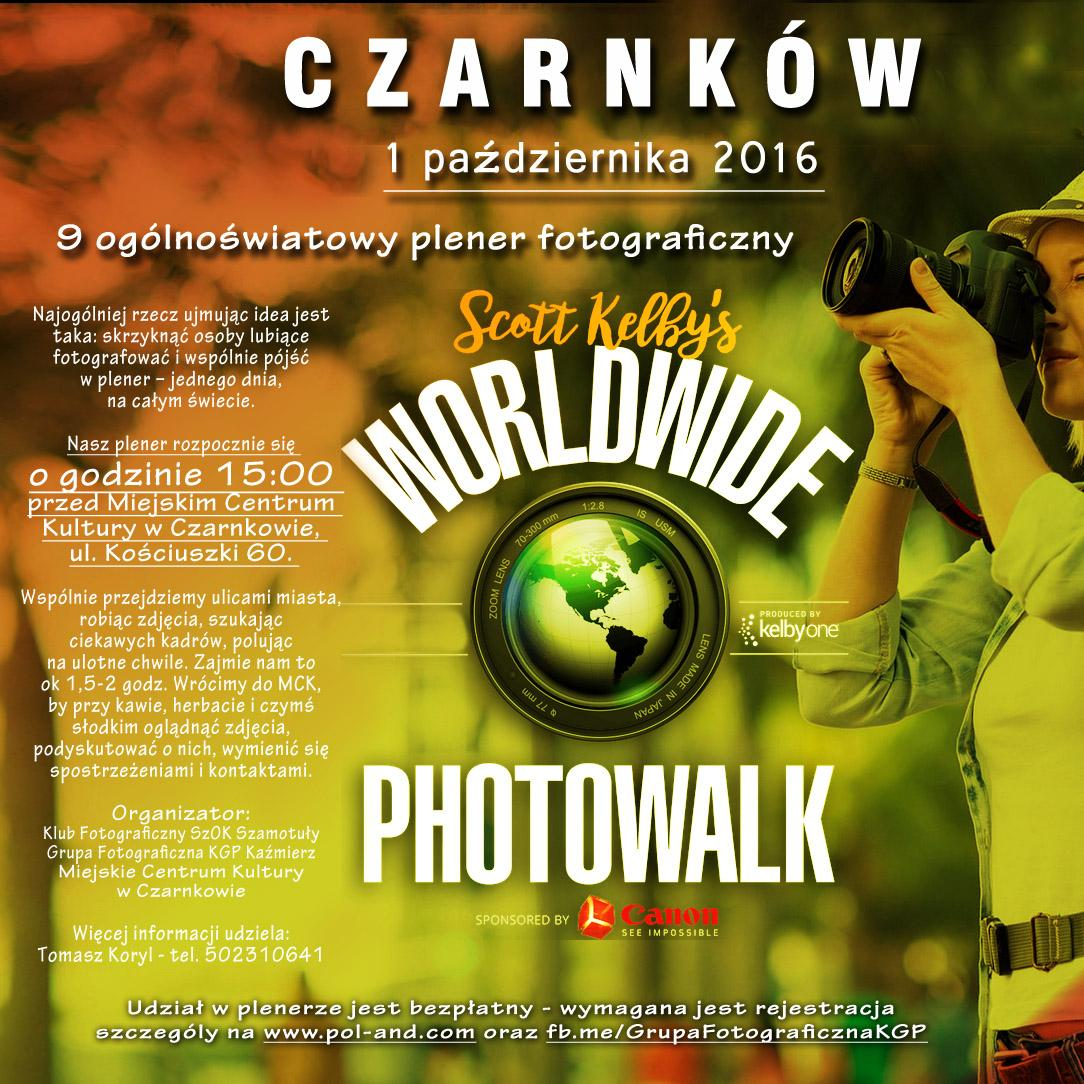 Worldwide Photo Walk 2016 – Czarnków