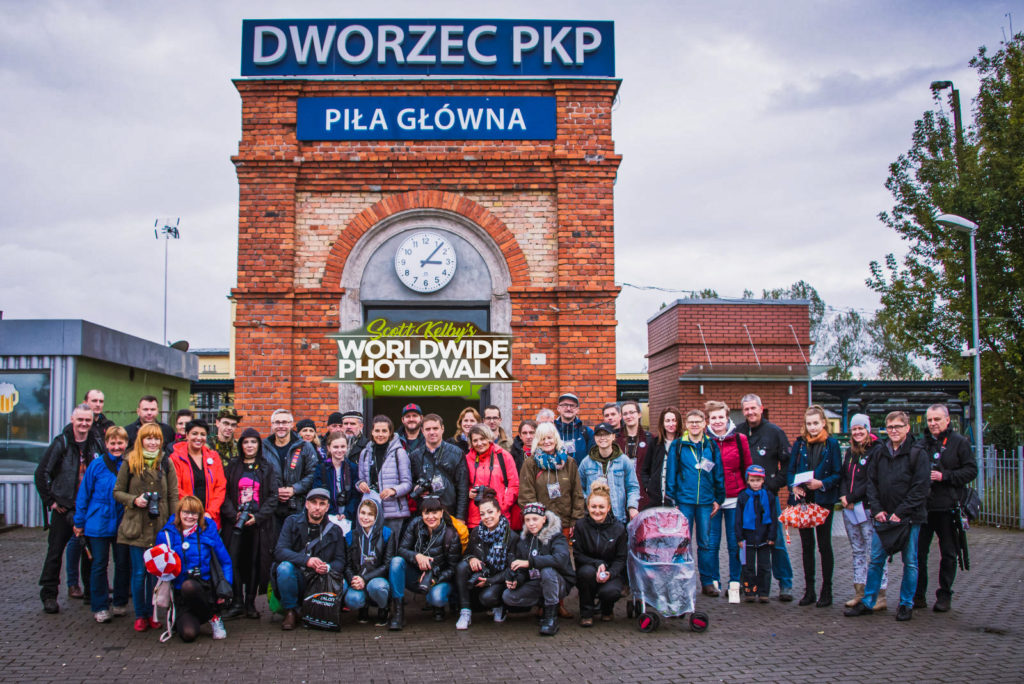 Photo walk 2017 Piła grupowe Luminar 2018
