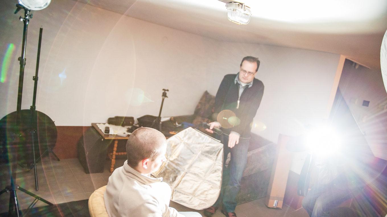 Spotkanie grupy fotograficznej KGP - DKF Dyskusyjny Klub Fotograficzny 2012-03-07