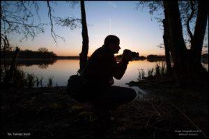 Buszewo i jezioro buszewskie - plener fotograficzny