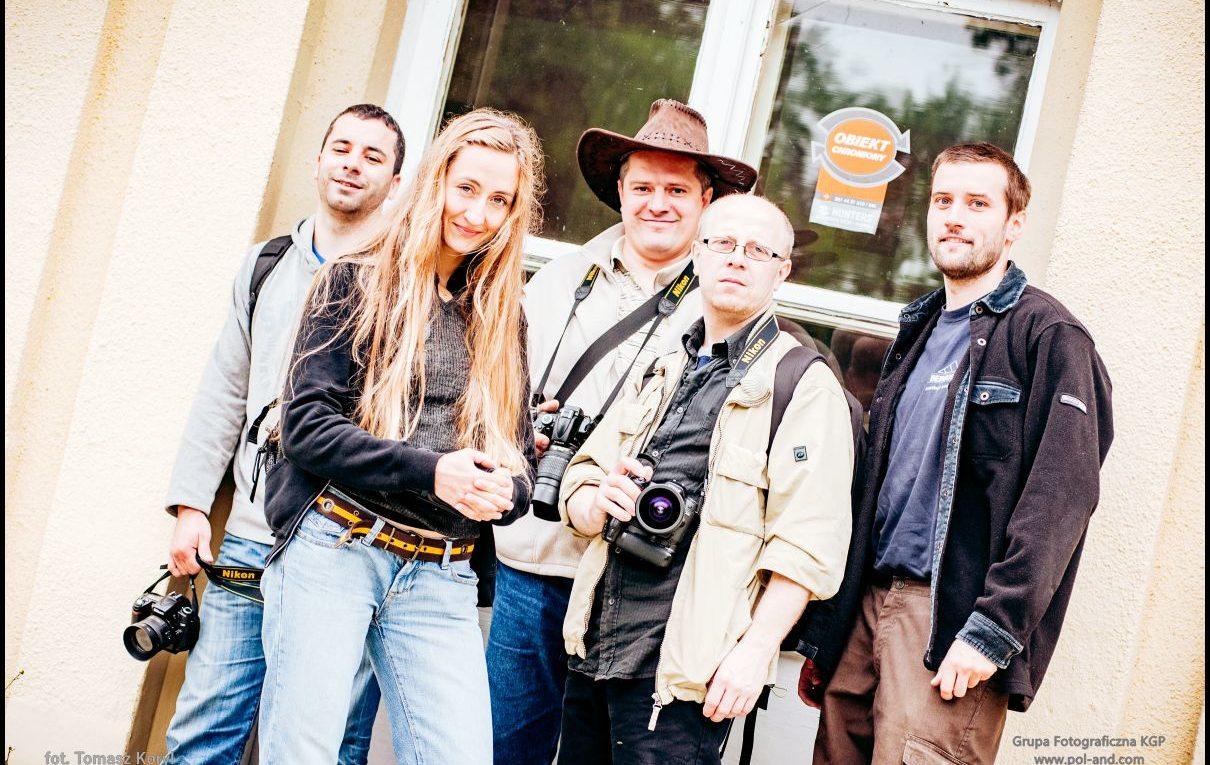 Plener fotograficzny KGP - 2011-07-31