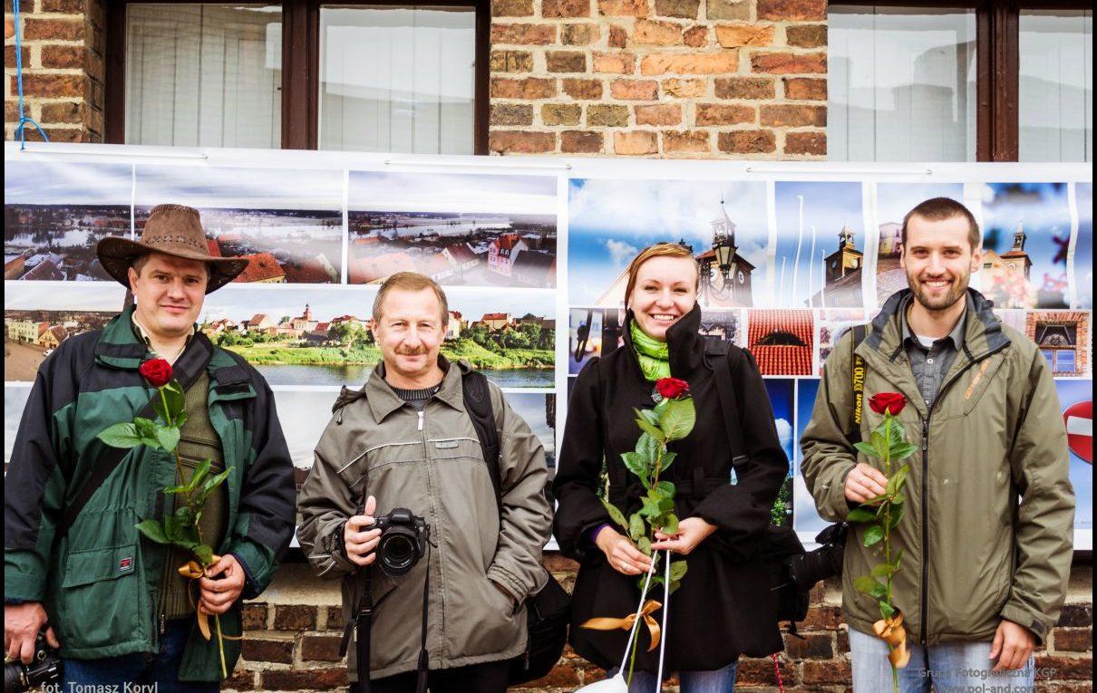 Dni Obrzycka 2011, prezentacja zdjęć grupy fotograficznej KGP