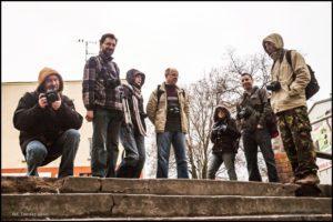 Plener fotograficzny w Szamotułach, 11 kwietnia 2010