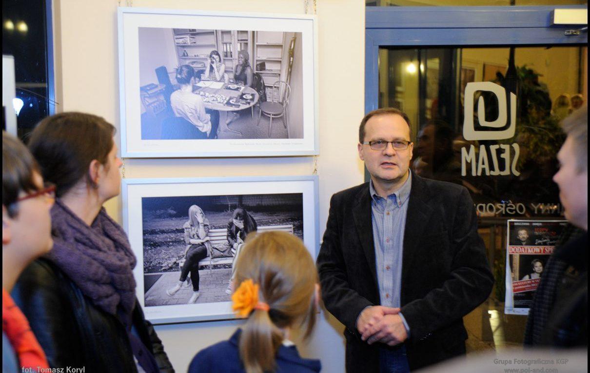 Po sąsiedzku - Piotr Borowski - wernisaż wystawy fotografii