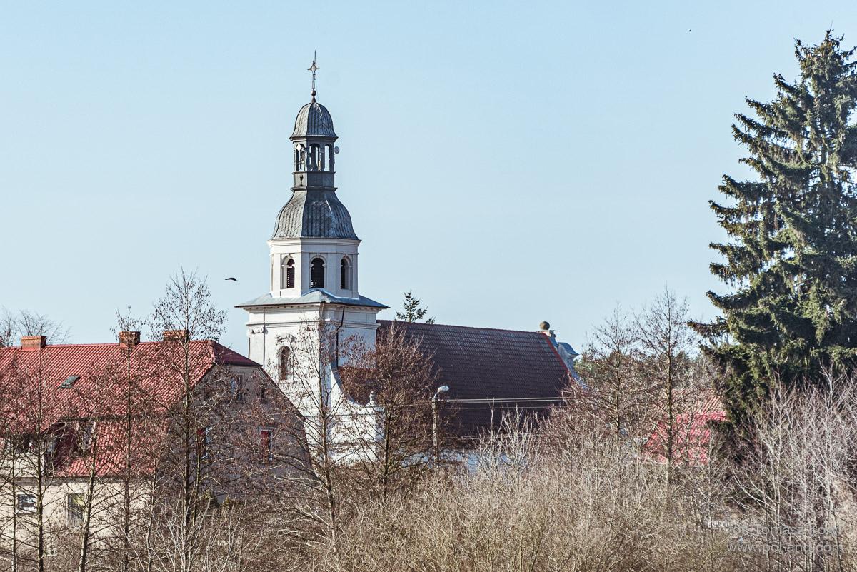 Parafia rzymskokatolicka pw. Chrystusa Króla Chojno Wielkopolska - fot. mckornik.com