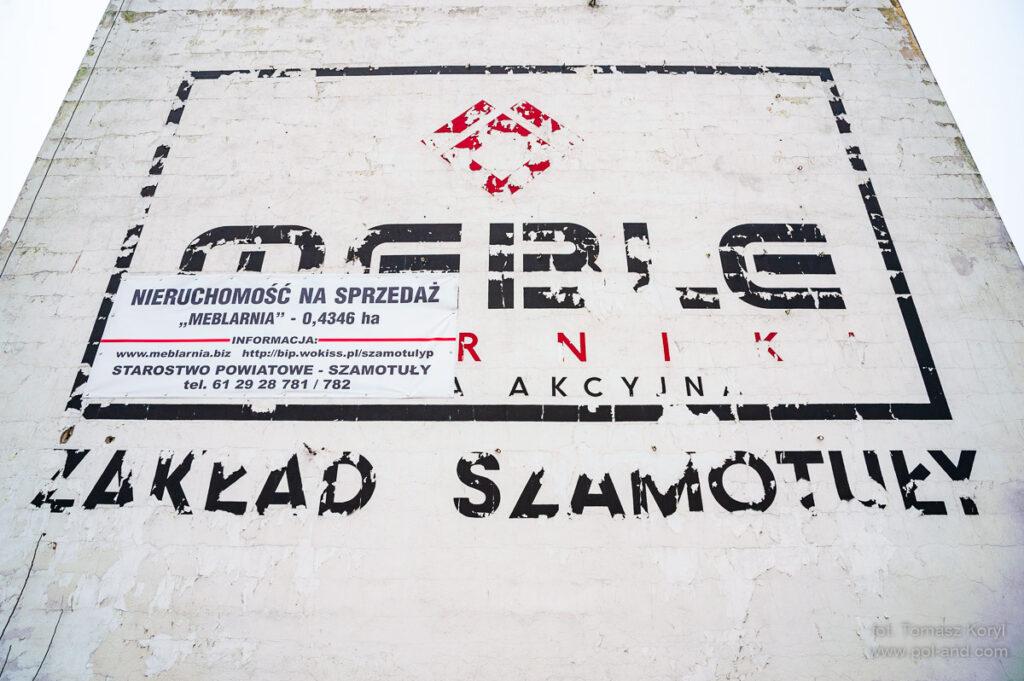 Meblarnia Szamotuły 03-2011 Meble Oborniki Wielkopolskie Fabryk Mebli w Obornikach fot. Tomasz Koryl / www.pol-and.com